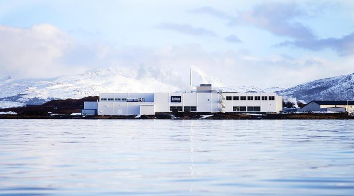 Hovedkontor Leknes i Lofoten