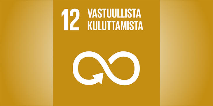 Sustainable goal no. 12